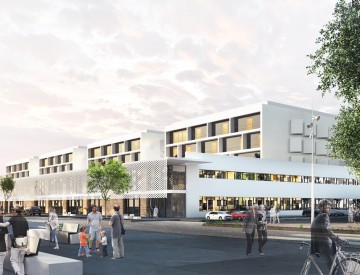 NEW HOSPITAL IN PORDENONE