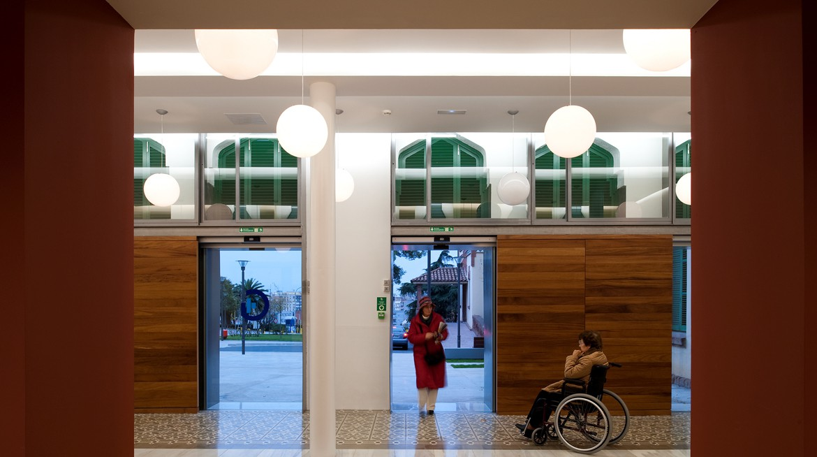 RENOVATION AND EXTENSION OF GRANOLLERS HOSPITAL-ASILO