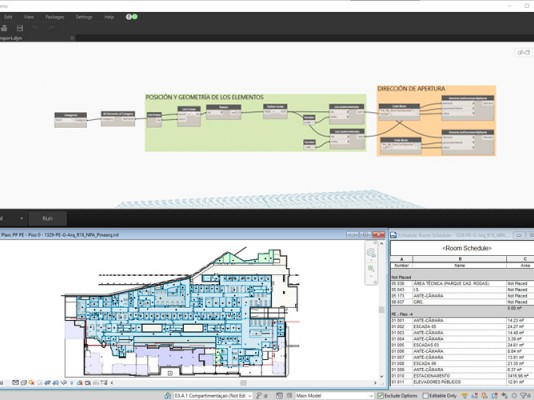 DATA AUTOMATION FOR HOSPITAL DESIGN