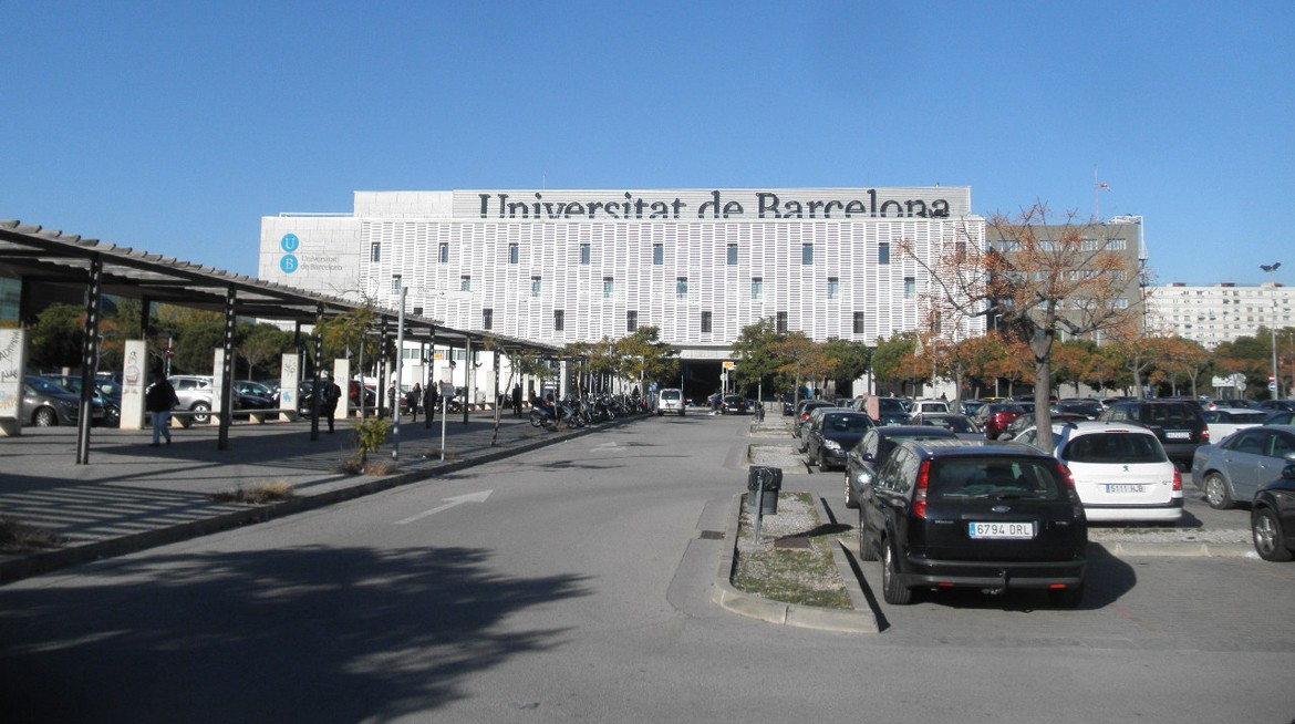 ACADEMIC BUILDING IN UB HEALTHCARE CAMPUS BELLVITGE. PHASE I