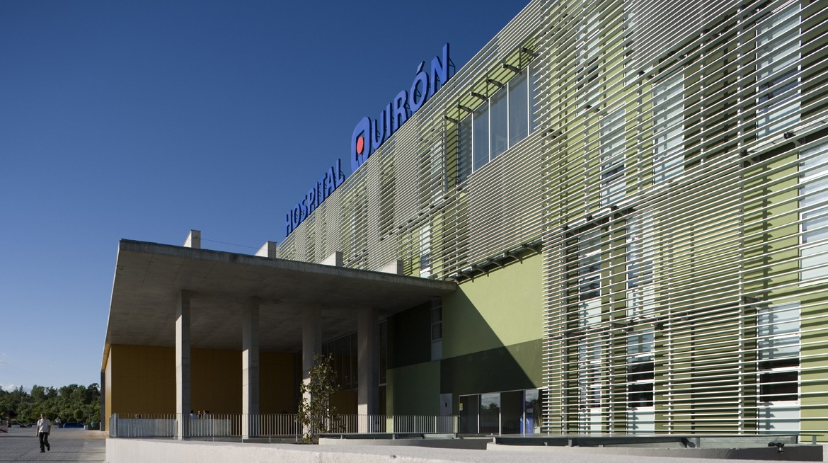HOSPITAL UNIVERSITARIO QUIRÓNSALUD MADRID