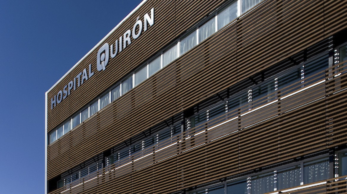 QUIRÓNSALUD HOSPITAL IN BARCELONA
