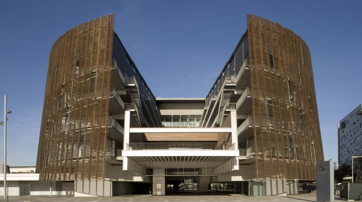 BARCELONA BIOMEDICAL RESEARCH PARK