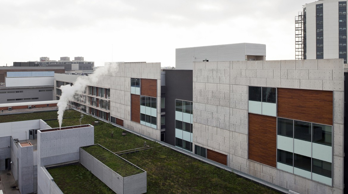 EXTENSION OF THE BELLVITGE UNIVERSITY HOSPITAL - PHASE 2