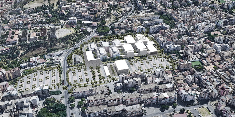 COMPETITION WINNERS FOR THE EXTENSION OF MORELLI HOSPITAL AT REGGIO CALABRIA