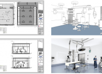 BIM DATA MANAGEMENT IN HEALTHCARE BUILDINGS