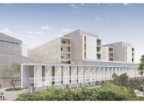 THE SECOND EXTENSION PHASE OF HOSPITAL DEL MAR BEGINS