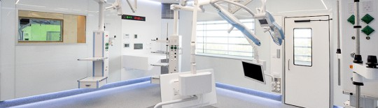 NEW SURGICAL SUITE IN SANT JOAN DE DÉU