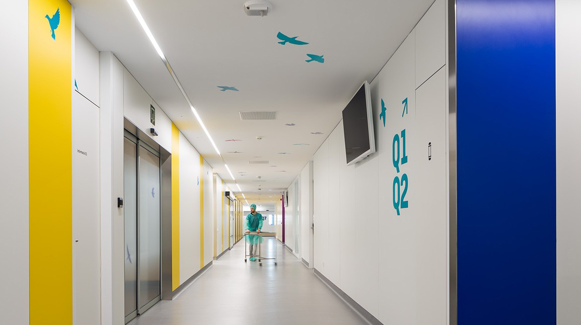 NEW SURGICAL SUITE IN SANT JOAN DE DÉU HOSPITAL