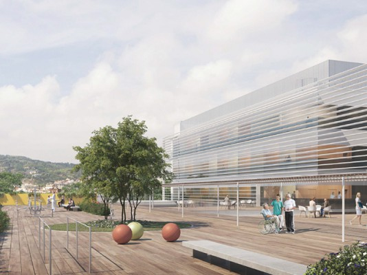 CO-CREATION FOR THE FUTURE HOSPITAL DEL MAR IN BARCELONA