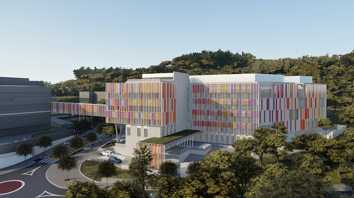 PEDIATRIC CANCER CENTER IN SANT JOAN DE DÉU HOSPITAL