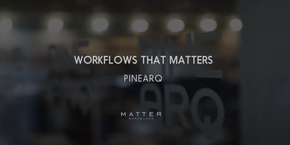 MATTER'S INTERVIEW WITH PINEARQ